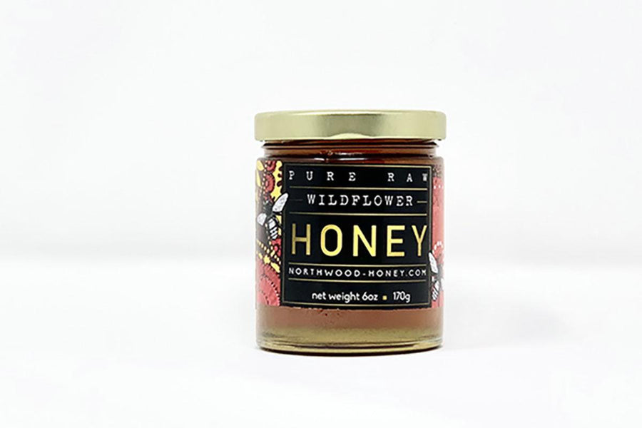 Wildflower Honey, 6oz by Northwood Honey