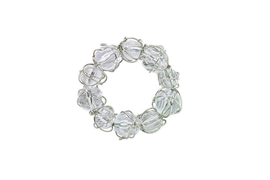 Crystal Bauble Napkin Ring