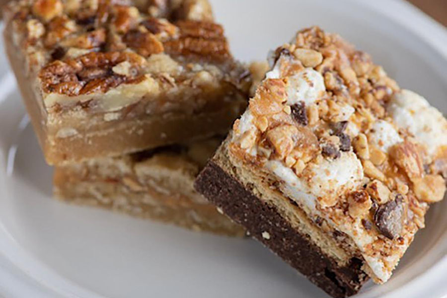3-Pack Cookie Bars by Heidi's Heavenly Cookies