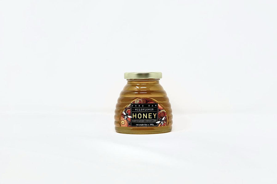 Wildflower Honey, 12oz Jar