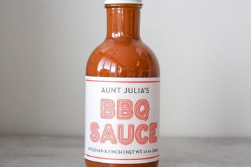 Holeman & Finch BBQ Sauce,16oz by The Buttery ATL