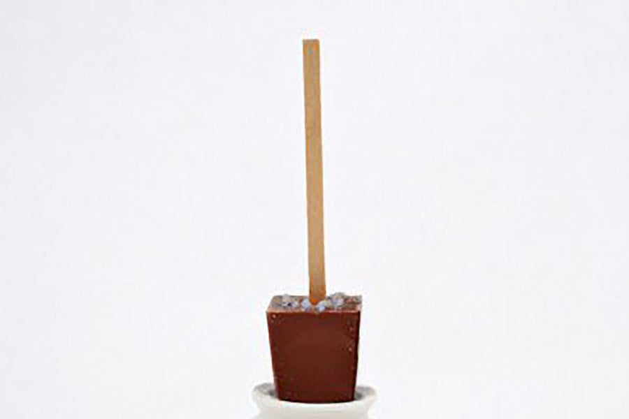 Salted Caramel Hot Chocolate on a Stick, Single - Ticket