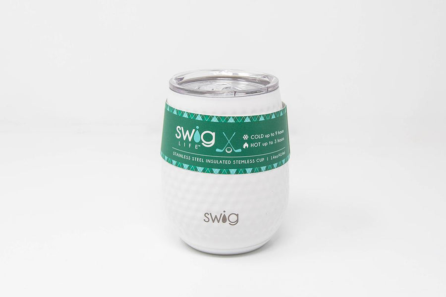 Swig 14 Oz Golf Wine