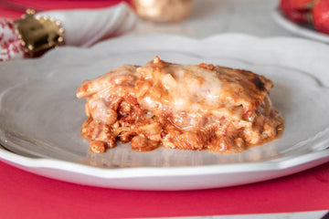 Lucy's Turkey Bolognese Lasagna