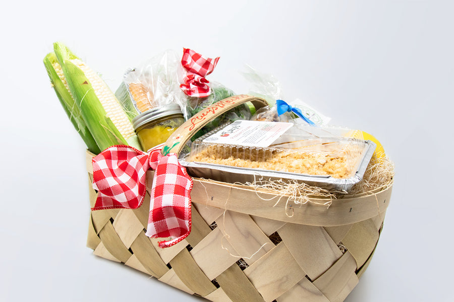 Delicious Dinner Basket