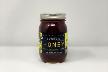 Sourwood Honey, 16oz Jar