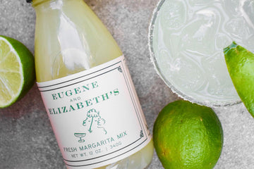Eugene and Elizabeth's Margarita Mix, 12oz