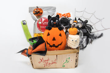 Halloween Treat Basket