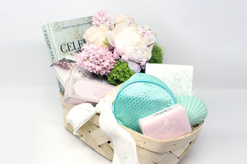Born on Fifth Mother's Day Basket