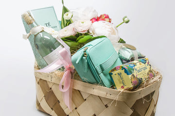 Brighten Her Day Basket