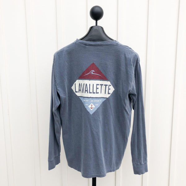 Lavallette Graphic Wave Long Sleeve