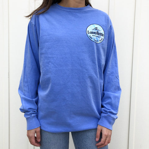 Lavallette Wave Long Sleeve (2 Color Options)
