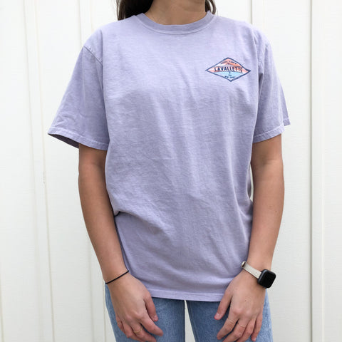 Lavallette Coordinates T-Shirt (Various Color Options)