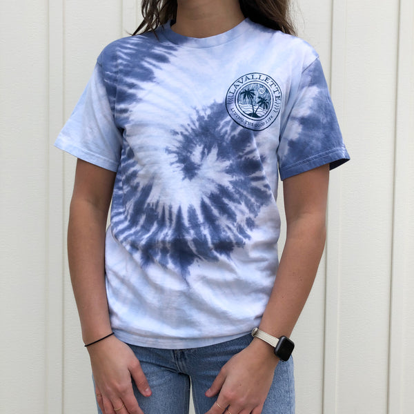 Lavallette Palm Tree Tie Dye (Various Color Options)