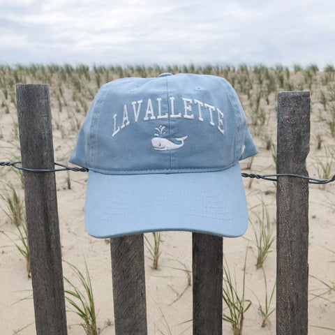 Lavallette Whale Hat (2 Color Options)