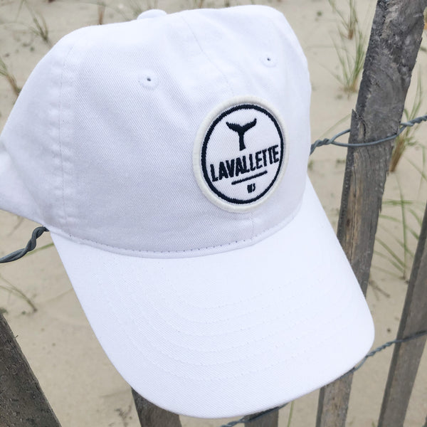 Lavallette Patched Hat (Two Color Options)