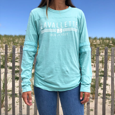 Lavallette Lightweight Long Sleeve Shirt (Various Color Options)