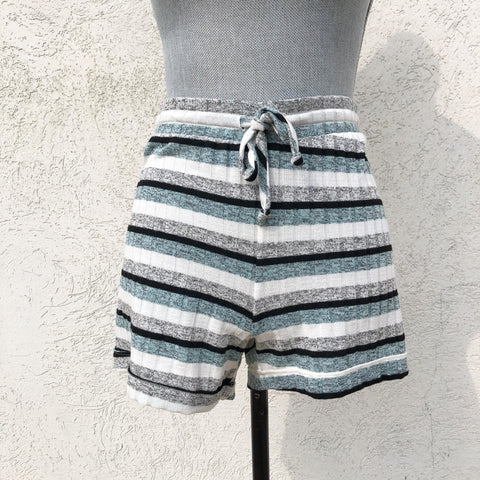 Striped Lounge Short