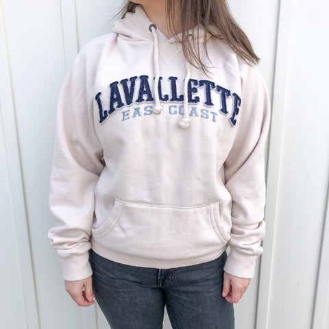 Lavallette Cream Sweatshirt