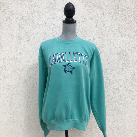 Lavallette Turtle Crewneck (Various Color Options)
