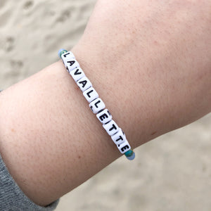 "Little Words Project ""Lavallette"" Bracelet"