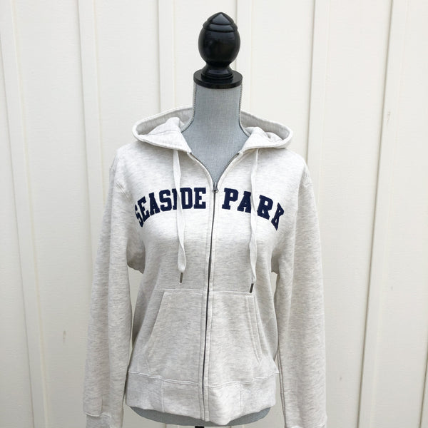 Seaside Park Zip Up Hoodie (Various Color Options)