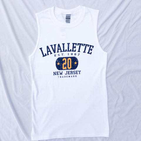Lavallette Muscle Tank (Various Color Options)
