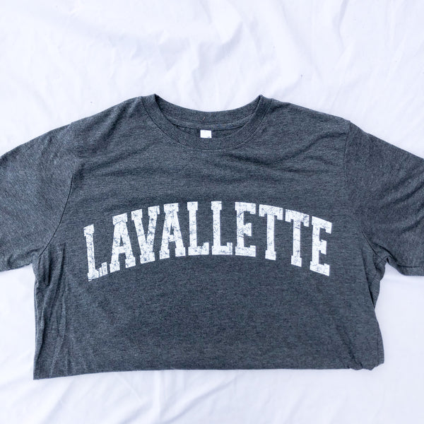 Lavallette Logo T-Shirt (Various Color Options)
