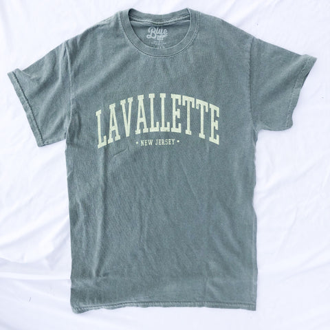 Lavallette Vintage T-Shirt (2 Color Options)