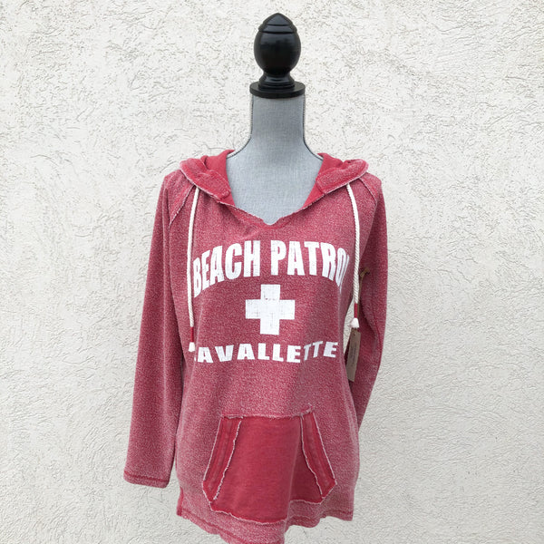 Lavallette Beach Patrol Hoodie (Two Color Options)