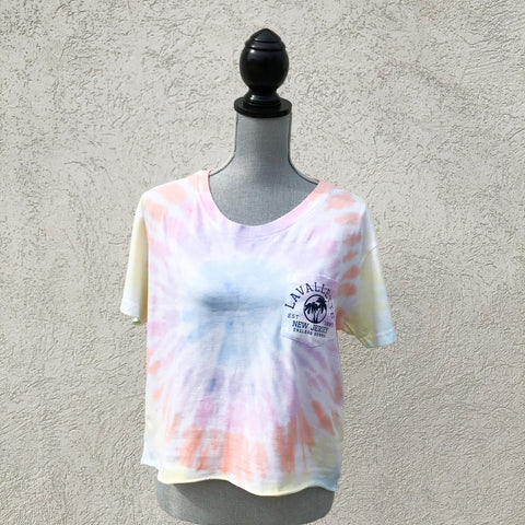 Lavallette Tie Dye T-Shirt (Two Color Options)