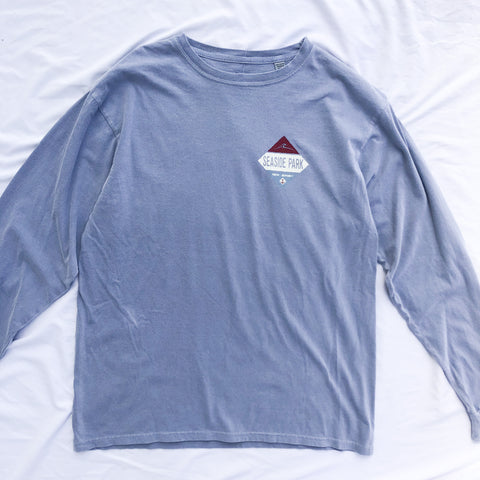 Seaside Park Wave Graphic Long Sleeve (2 Color Options)