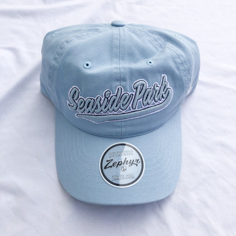 Seaside Park Embroidered Hat (2 Color Options)