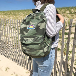 O'Neill Camo Backpack