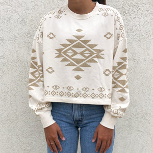 Z Supply Tribal Sweater