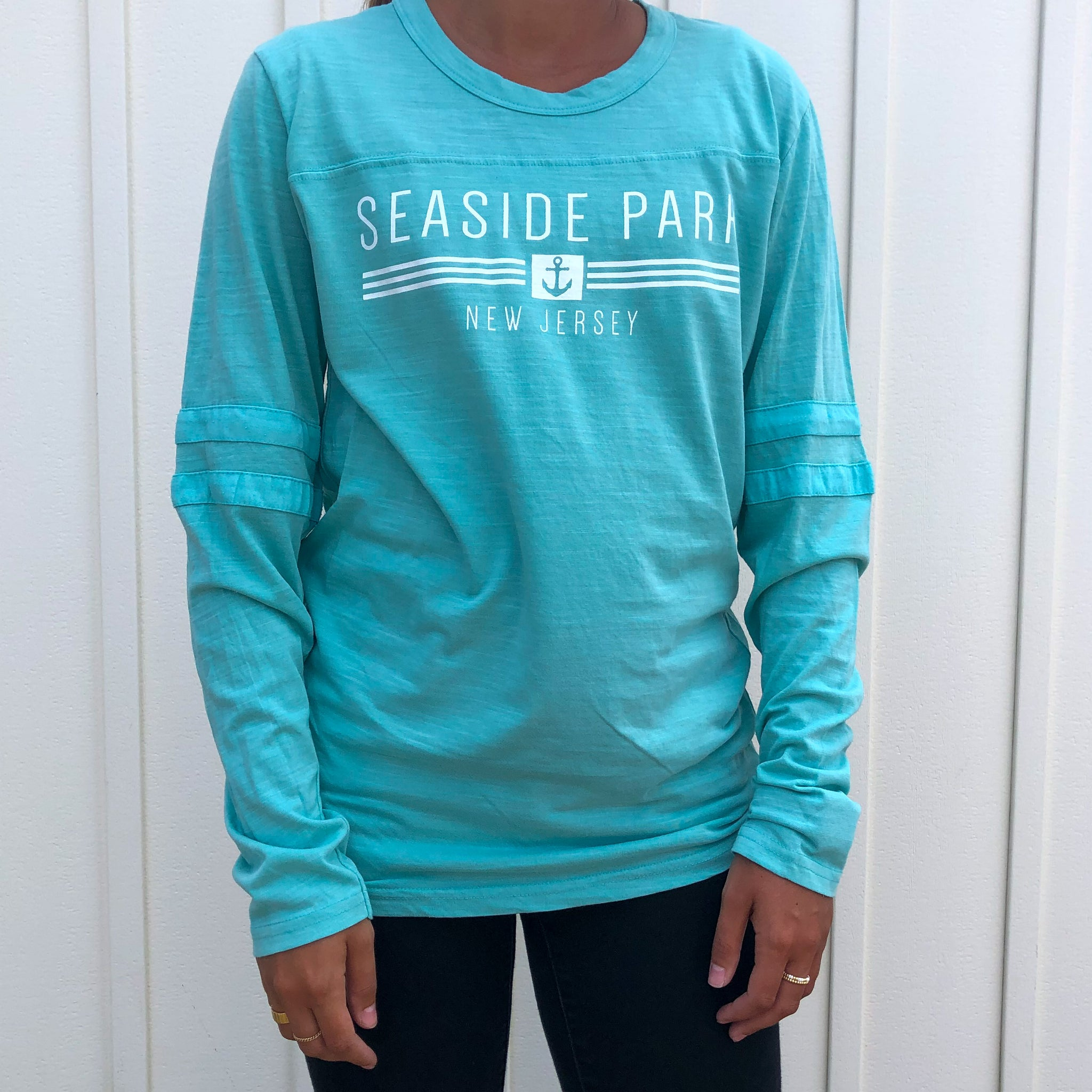 Seaside Park Light Weight Long Sleeve Shirt (Various Color Options)