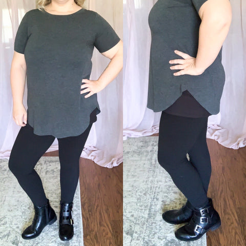 Nightfall black leggings