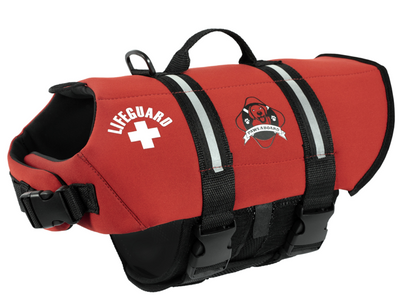 Paws Aboard Neoprene Lifeguard Lifejacket