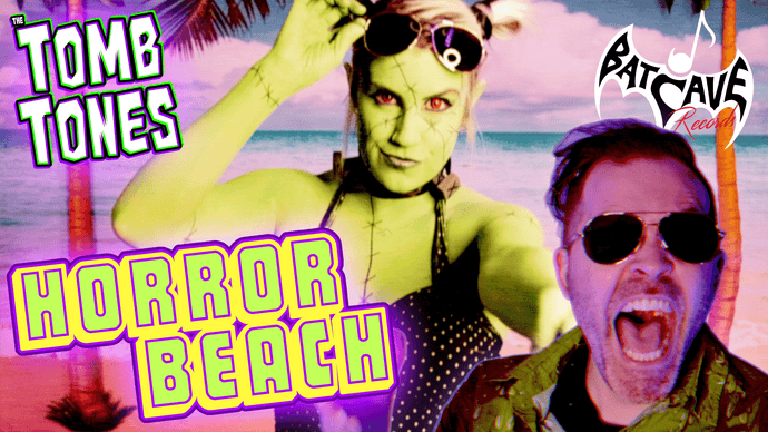 "The Tomb Tones ""Party of Horror Beach"" Official Music Video"