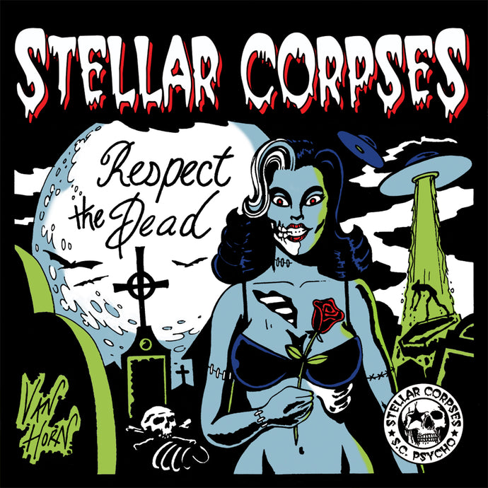 Stellar Corpses - Respect The Dead EP CD