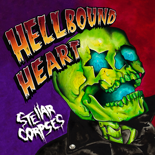 Stellar Corpses - Hellbound Heart EP CD