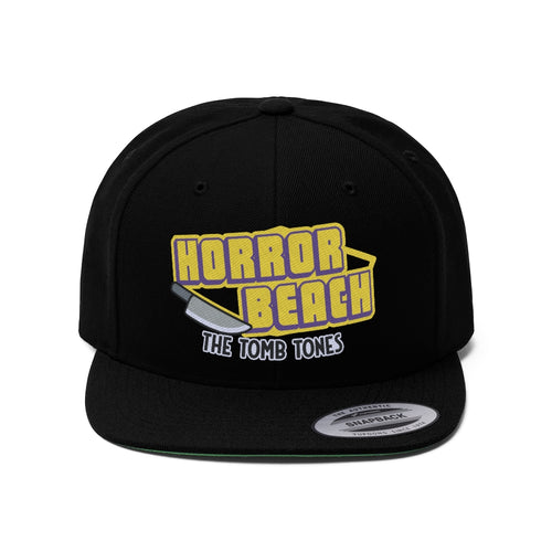 THE TOMB TONES 'HORROR BEACH' HAT