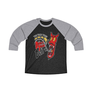 "THE TOMB TONES ""DEVIL'S TRAIN"" BASEBALL TEE"