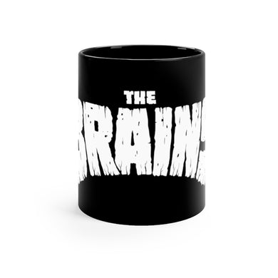 THE BRAINS BLACK MUG