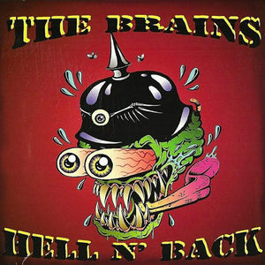 The Brains - Hell N Back CD