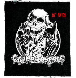 Stellar Corpses - Buster Zombie Back Patch