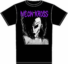 Load image into Gallery viewer, Neon Kross - Goth Guy Tee