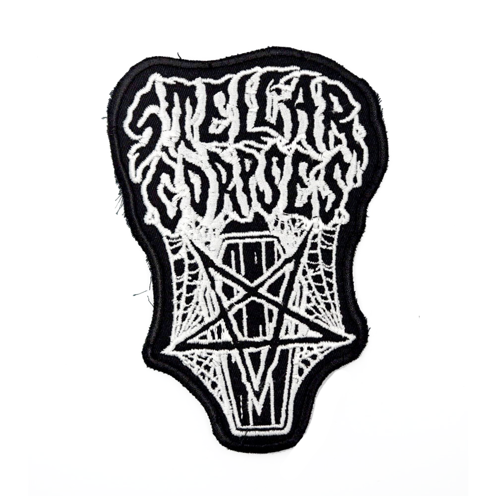 Stellar Corpses - Hand Stitched Coffingram Patch