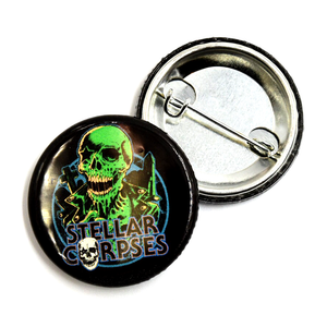"Stellar Corpses - 1.25"" Buttons"