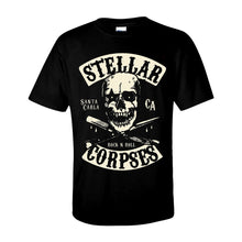 Load image into Gallery viewer, Stellar Corpses - Santa Carla Rocker Tee